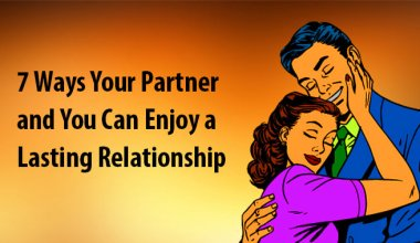 enjoy a lasting relationship