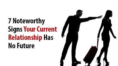 your current relationship has no future