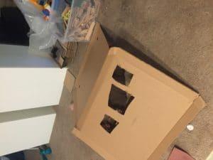 cardboard fun!