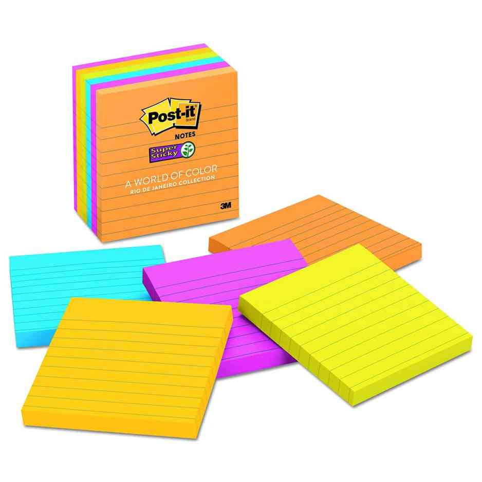 post it note planner accessories