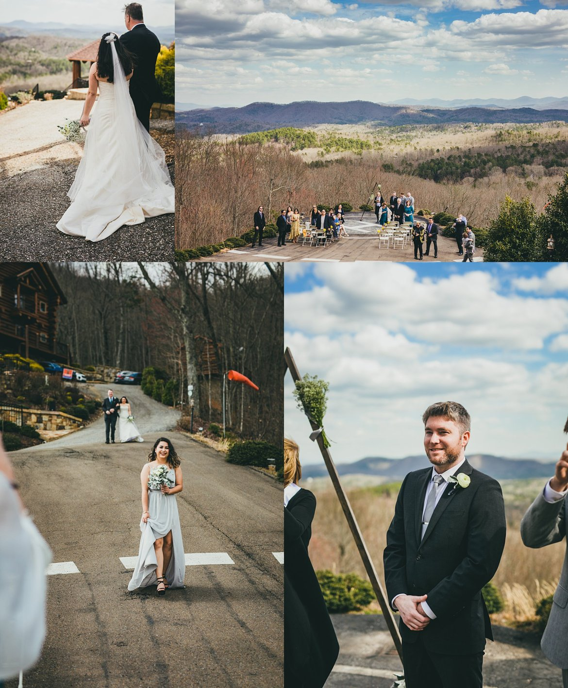 Destination Wedding Photographer Mountain Wedding North Georgia Wedding
