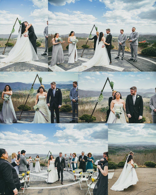 Destination Wedding Photographer Mountain Wedding North Georgia Wedding