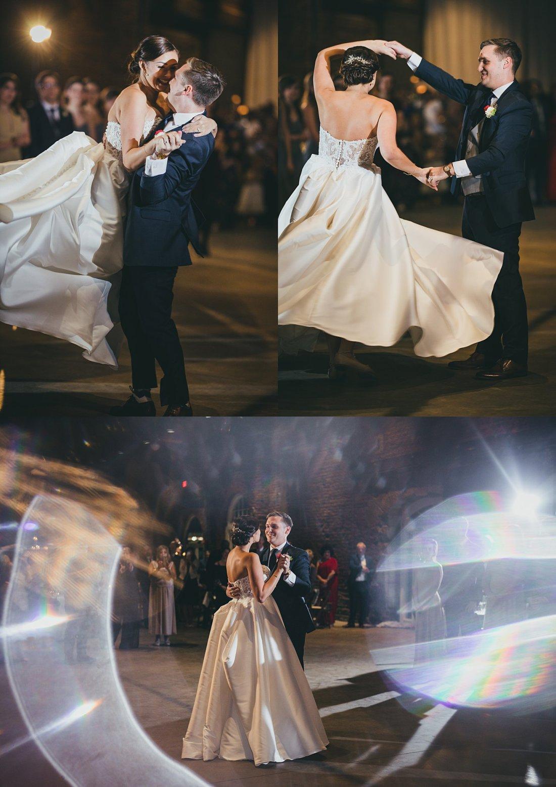 Georgia Frieght Room Jewish Wedding Atlanta Photographers