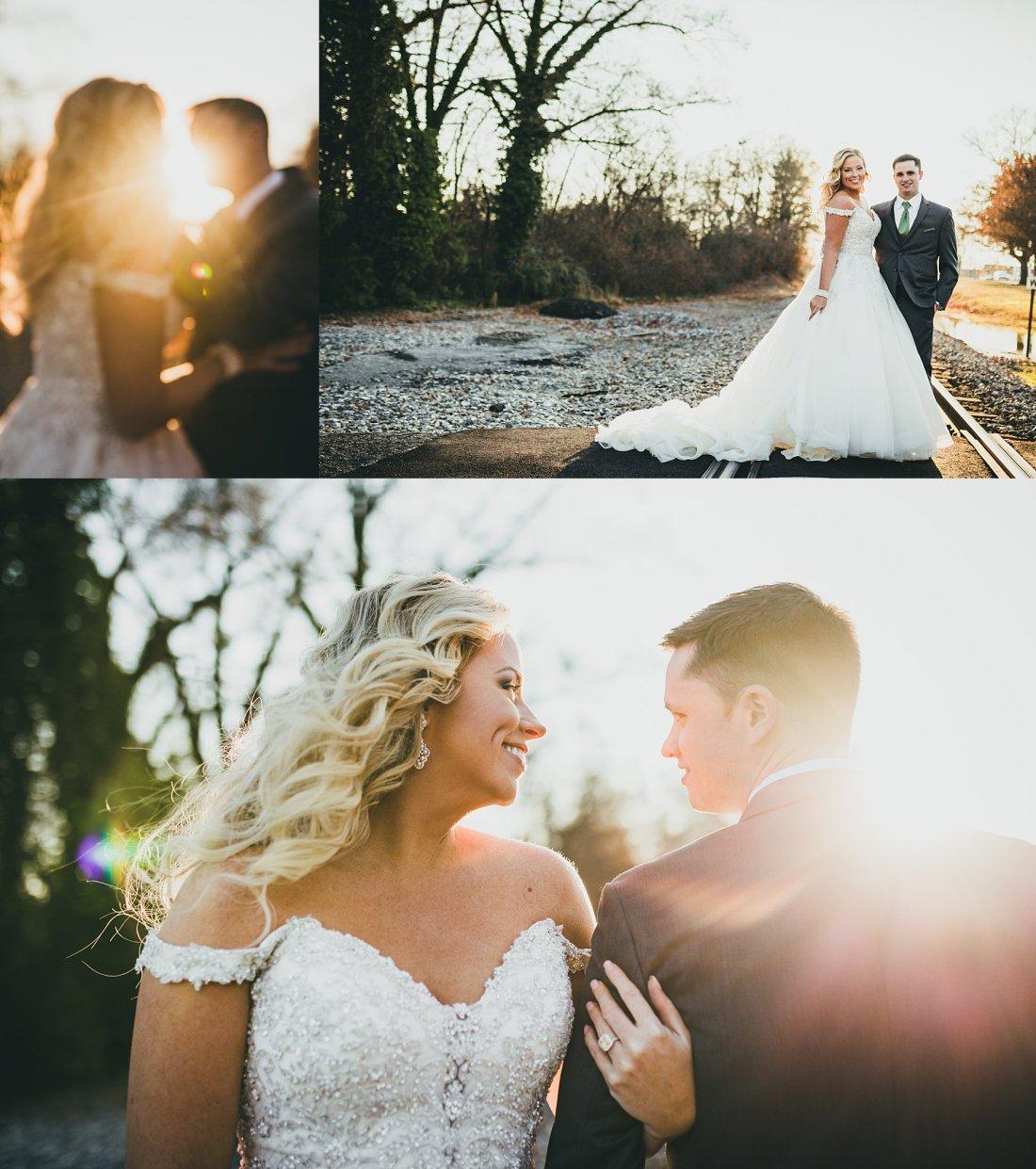 Atlanta Wedding Photographers Payne Corley House Christmas Wedding