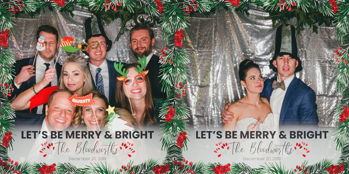 Atlanta Weddng Photographers Westside Warehouse Christmas Wedding
