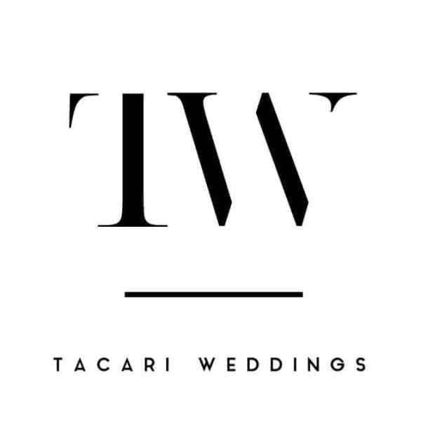 Wedding featured in Tacari Weddings