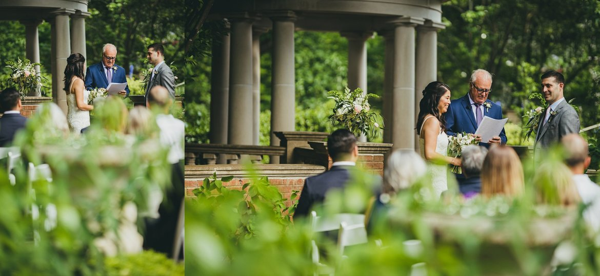 Atlanta Botannical Gardens Intimate Wedding Atlanta Wedding Photographers