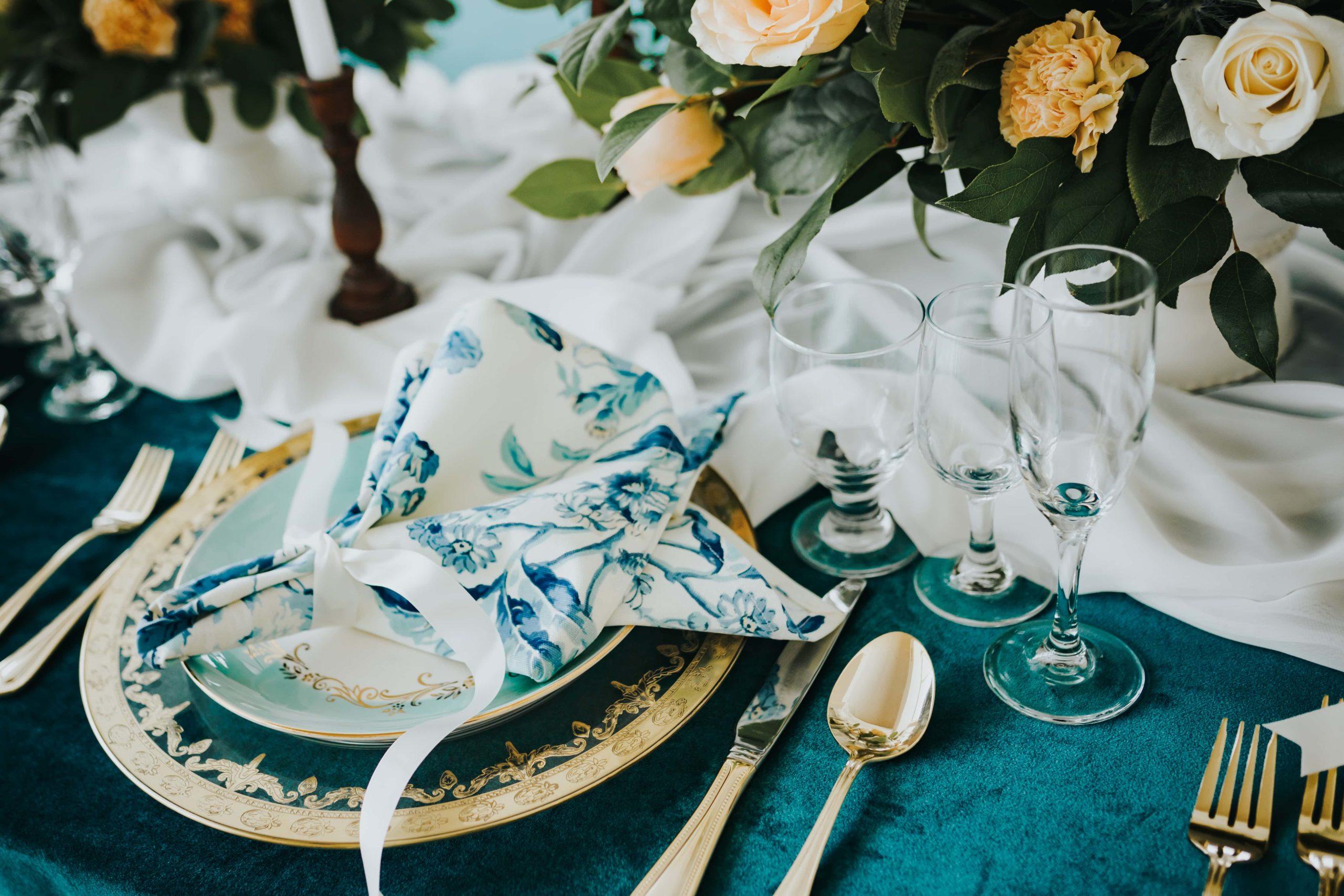 Spring Wedding Inspiration at Piedmont Room at Park Tavern Wedding