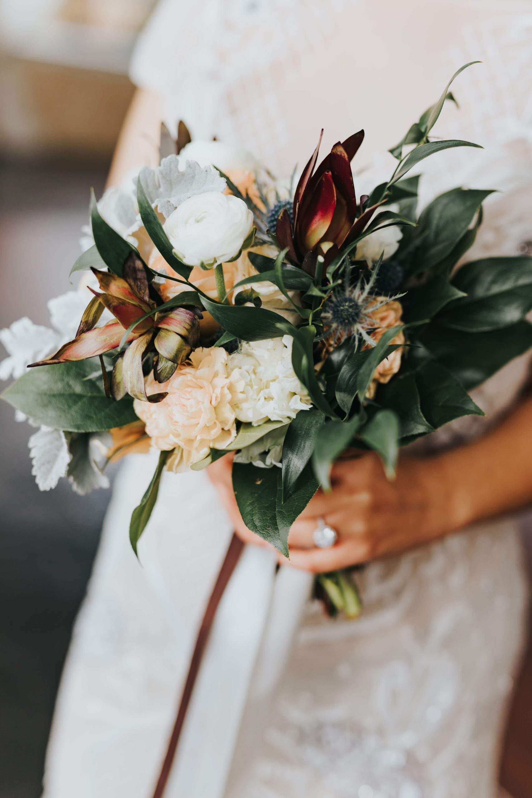 Spring Wedding Inspiration at Piedmont Room at Park Tavern Wedding