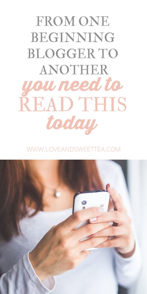 Every beginning blogger needs to read this