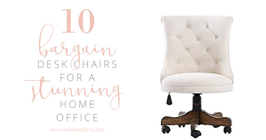 10 Bargain Desk Chair Ideas of a Stunning Home Office