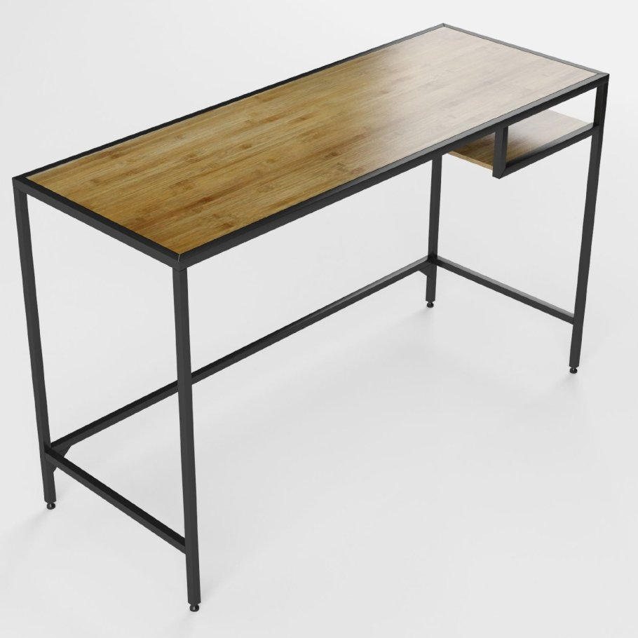 Industrial Vintage Slim Desk