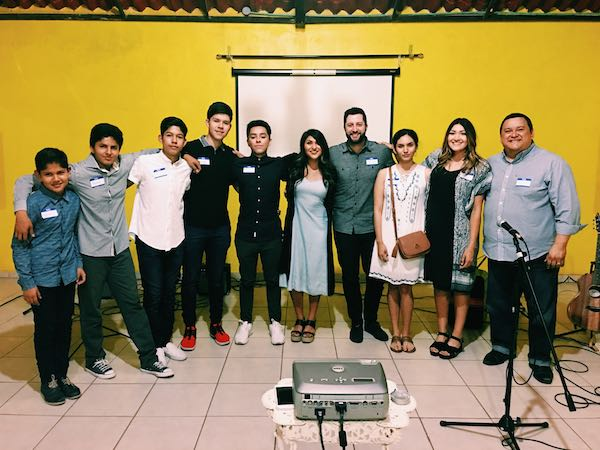 Spring Break in Culiacán - Church Plant 1
