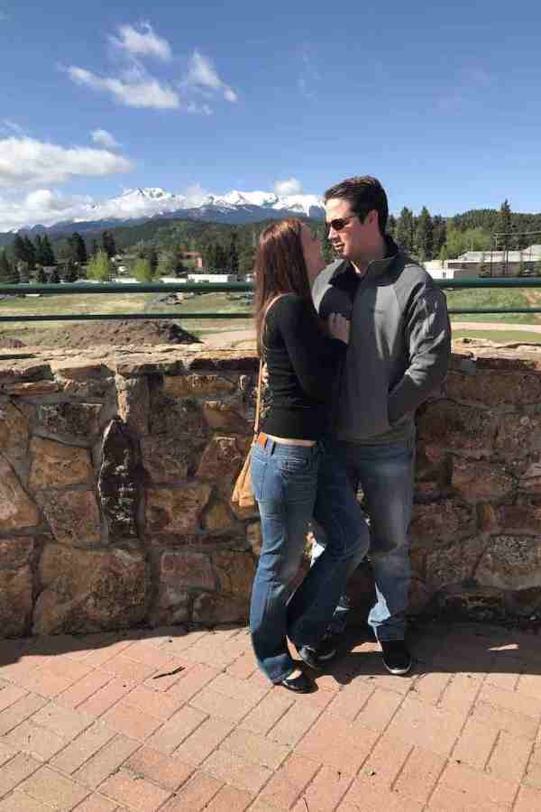 Mark And Angela Live In Colorado