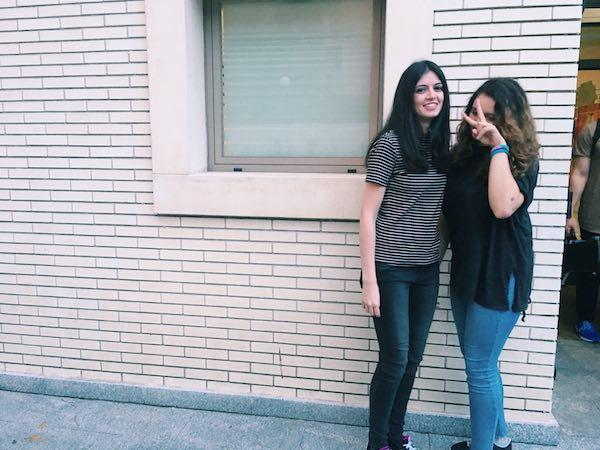 Growing up in Madrid, Spain - Mendez Sisters 4