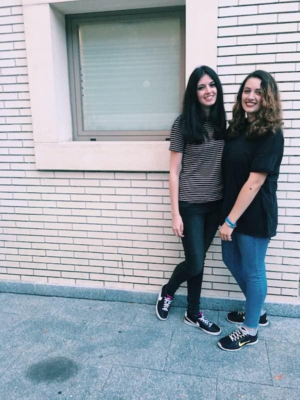 Growing up in Madrid, Spain - Mendez Sisters 5