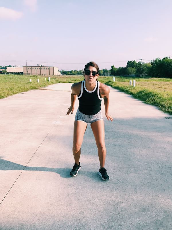 Power Jump Workout Exercise