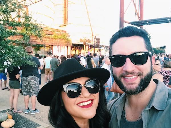 Magnolia Market Silobration Selfie