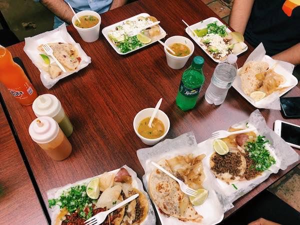 Tacos Tec on Gulf Freeway 2
