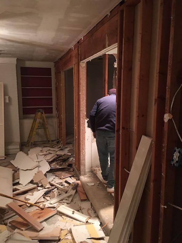 Living Room Home Demo