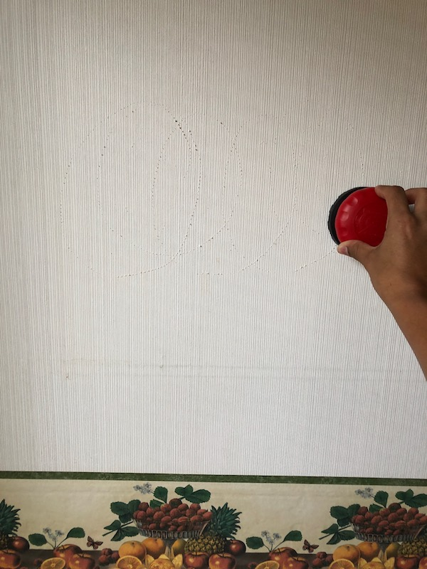 How To Remove Wallpaper - DIY 6