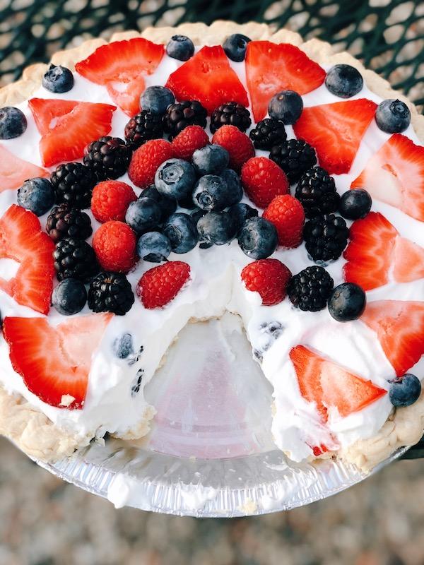 Fruit Tart Recipe 1