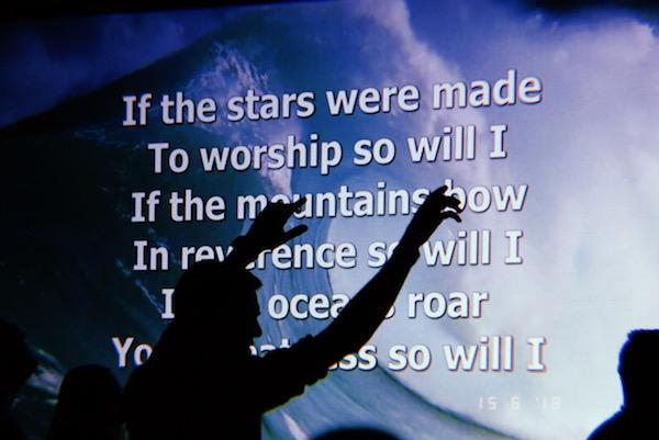 So Will I Worship