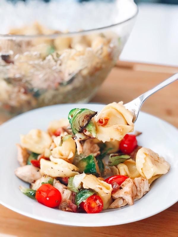 Balsmic Chicken Dish