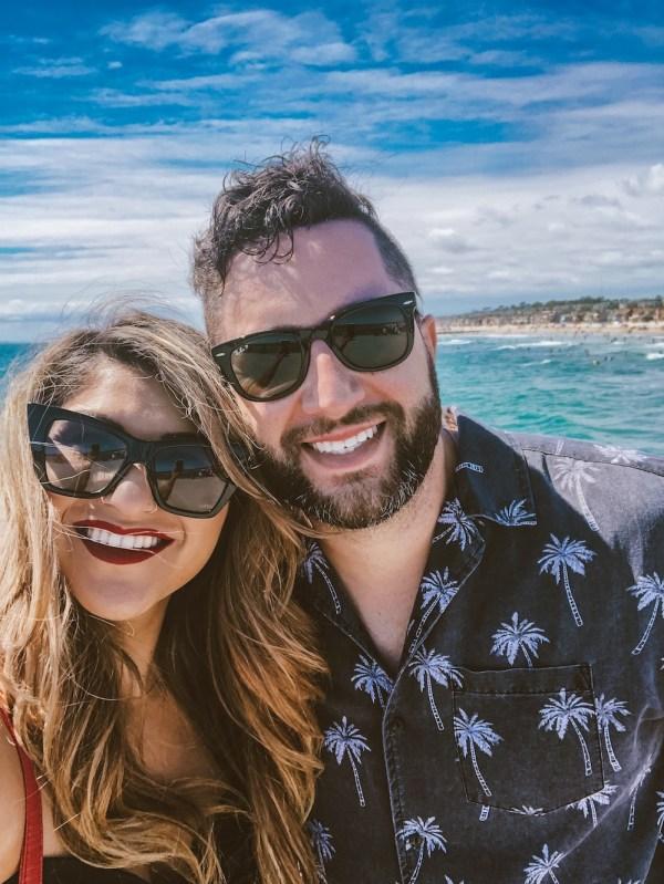 Newport Beach Selfie