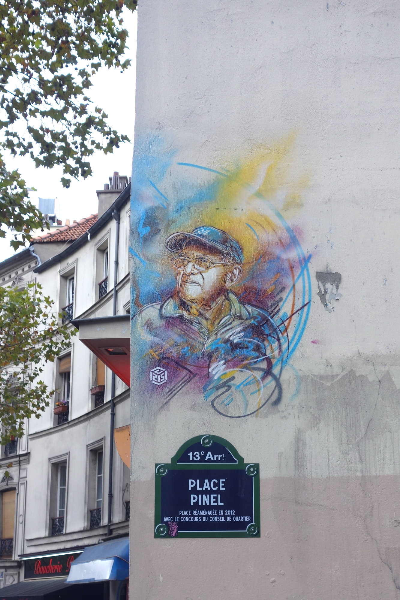 C215 - Papy dance