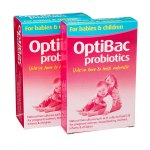 OptiBac Probiotics For babies & children