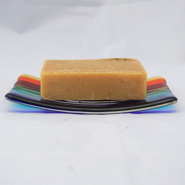 Unfragranced goats milk soap