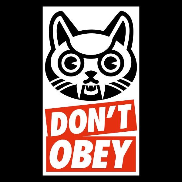 v21 Dont obey black