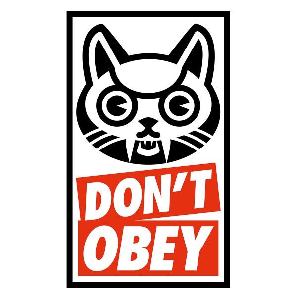 v21 Dont obey white