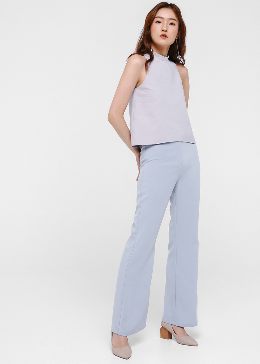 Herayn High Waist Flare Pants