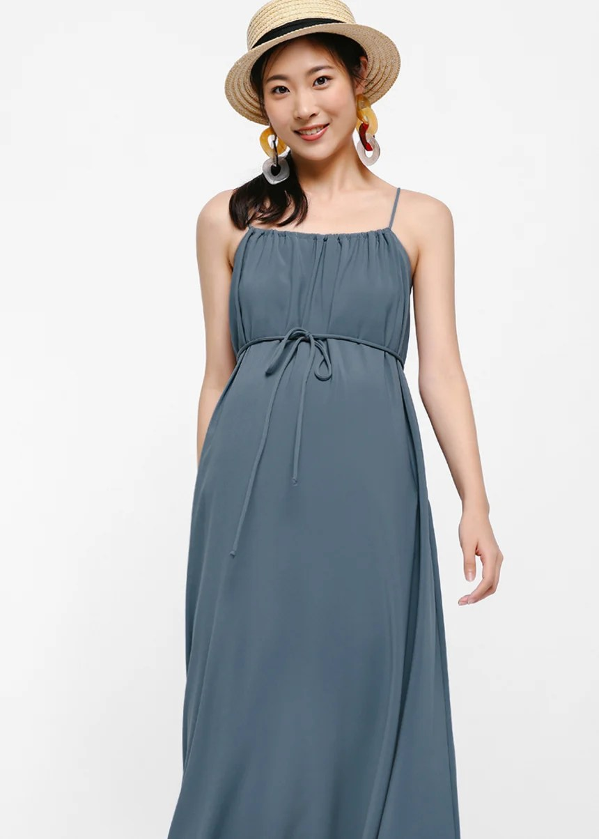 Fijalia Camisole Maxi Dress