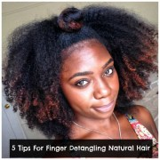 5 tips finger detangling natural