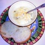 Slow Cooker Cream of Broccoli Soup Recipe