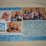 Review: Mixbook Custom Christmas Cards!