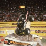 Have you got your tickets? Monster Jam is coming to Salt Lake City this weekend! Feb 24-25, 2012