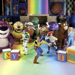 Disney on Ice: Toy Story 3 is here! (in Salt Lake City, Utah! March 7-11)