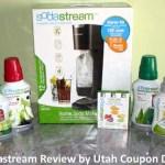 SodaStream Fountain Jet Soda Lover's Start-Up Kit Review