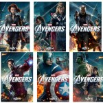 The Avengers (2012) New Character Banners