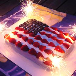 Fourth of July RED, WHITE, and BLUE Recipes!