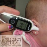 Safety 1st VersaScan Talking Thermometer Review & Giveaway (ends 6/21)