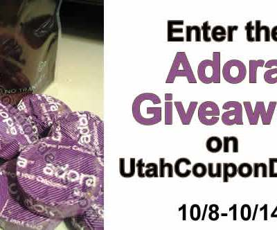 Adora Calcium Supplements Giveaway (through 10/14)