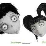 Disney's FRANKENWEENIE Halloween Character Masks