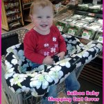 Balboa Baby Shopping Cart Cover Review