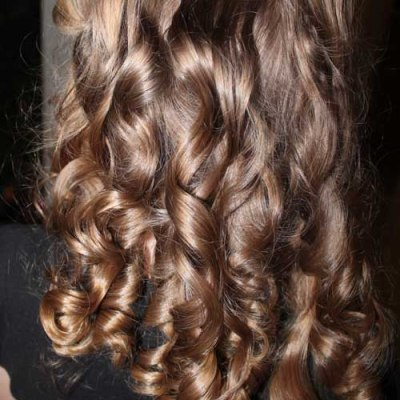 How to get amazing curls without a curling iron!