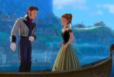 Disney's FROZEN Trailer